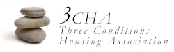 Three Conditions Social Housing Logo
